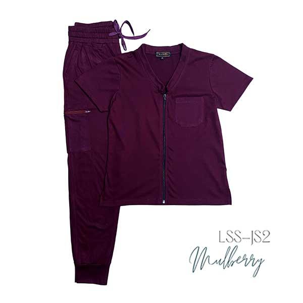 LSS JS2 mulberry