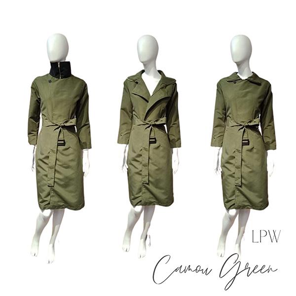 lpw camou green