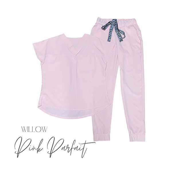 willow pink parfait